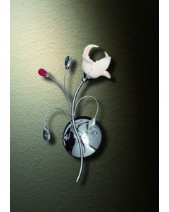 HOMELIGHTING ΦΩΤΙΣΤΙΚΟ ΑΠΛΙΚΑ LILY RIGHT B-072374/1A