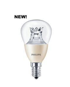 Λαμπτήρας PHILIPS MASTER LED DimTone luster 6W=>40W 470Lm E14 2700K P48 Clear Lotus